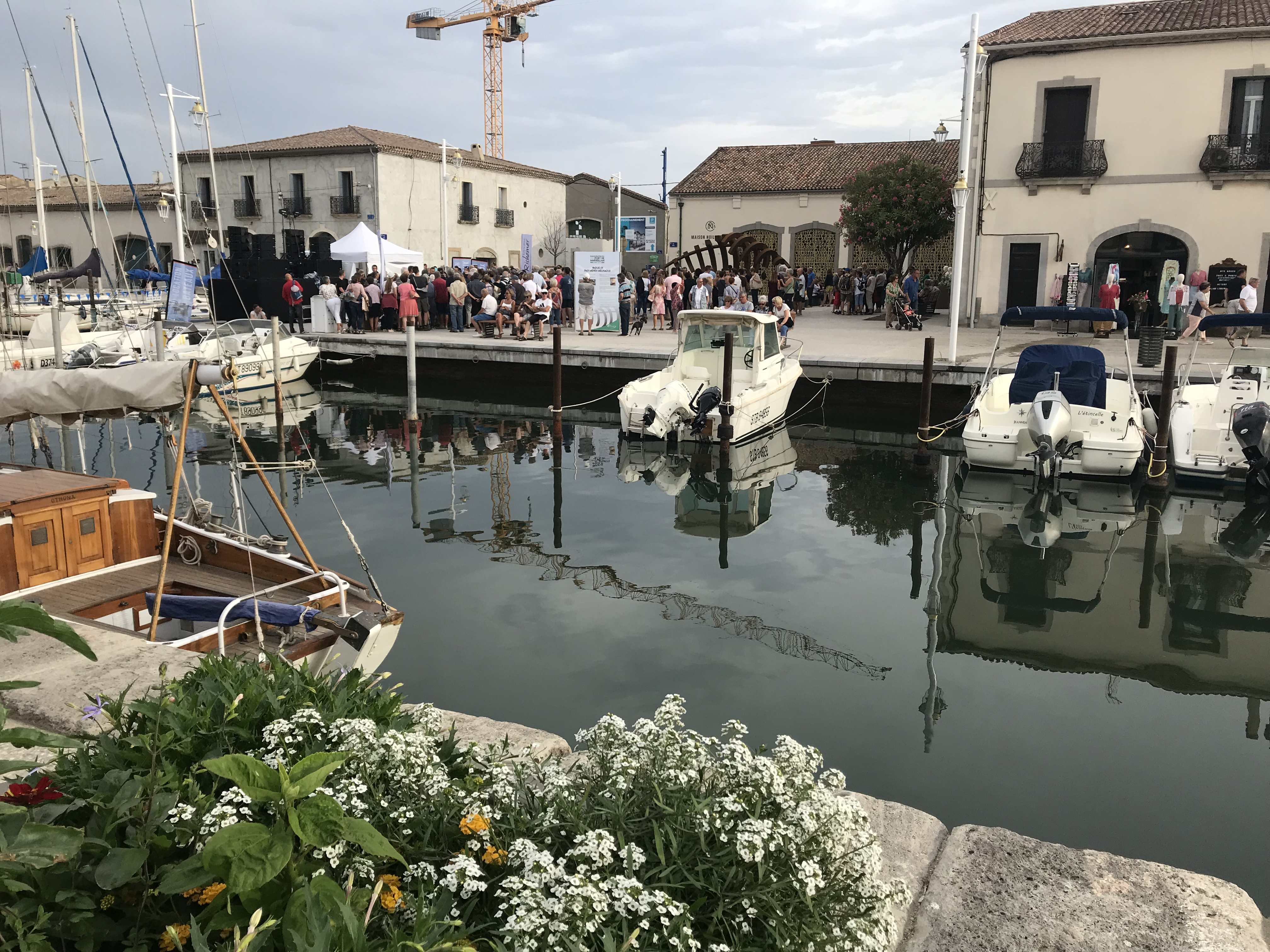 Canal Cruising in France: Aboard the Athos Canal du Midi Luxury